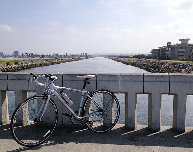 A new Gopher ride - road bik
