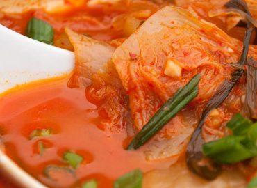 Kimchi Stew - Kimchi-jjigae