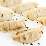 Pork Dumplings - Gogi-mandu