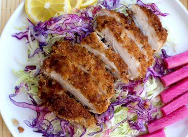Easy Chicken Recipes – Crispy Juicy Chicken Katsu