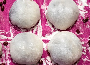 Easy Mochi Recipe With Adzuki Beans