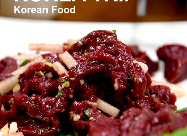 Korea Travel EP5 – Horse Meat Feast & Places to Eat-Jeju Korea