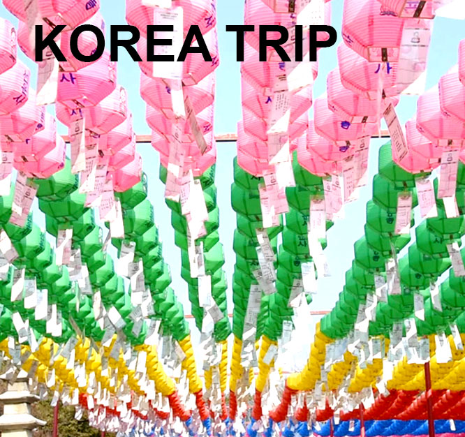 Korea Travel Ep7 – Buddhist Temples & Hungry Gopher Sings-South Korea