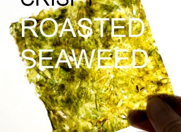 Paleo Recipes-Crispy Korean Roasted Seaweed