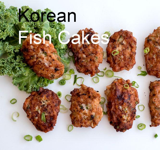Fish Cakes – Easy Gluten Free Korean Fish Cakes