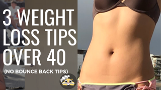 Weight Loss After 40, weight loss tips after 40