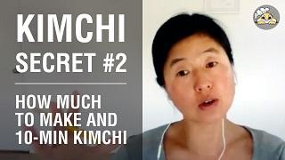 water kimchi