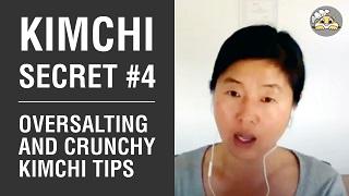 salty kimchi
