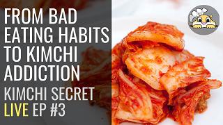 kimchi addiction